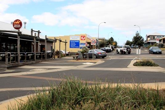 Port cbell town, australia