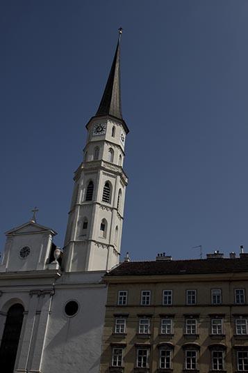 The Ring Vienna S Casual Luxury Hotel Vienna: A Church, Ring Boulevard, Vienna, Austria
