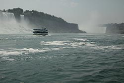 Maid of the Mist, Niagara Falls, Ontario, Canada