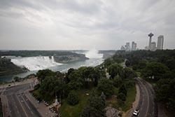 Skyline, Niagara Falls, Ontario, Canada