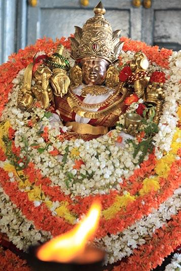 goddess chamundeshwari