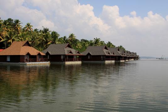 Club Mahindra Floating Cottages Ashtamudi Kerala