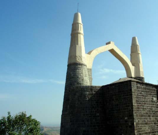 Kamani Mosque Shivneri Fort