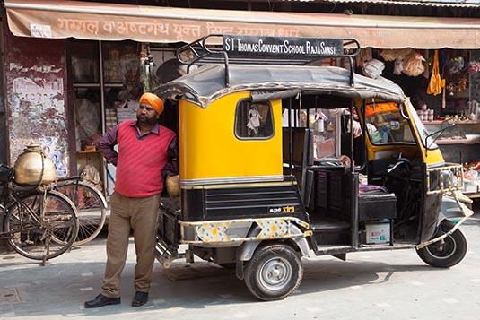 Amritsar Food Market