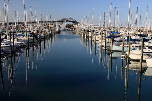 Westhaven Marina, Auckland, New Zealand