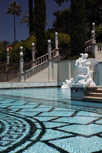 Hearst castle neptune pool - Hearst castle neptune pool swim auction ...