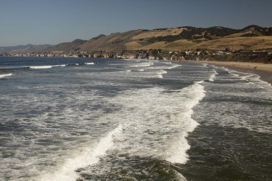 Coastal Towns In California Next To Pismo Beach